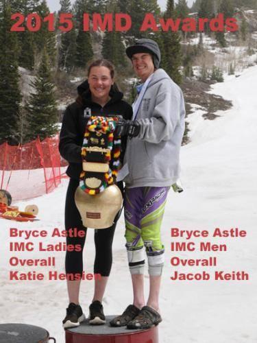 2015 Bryce Astle IMC winners