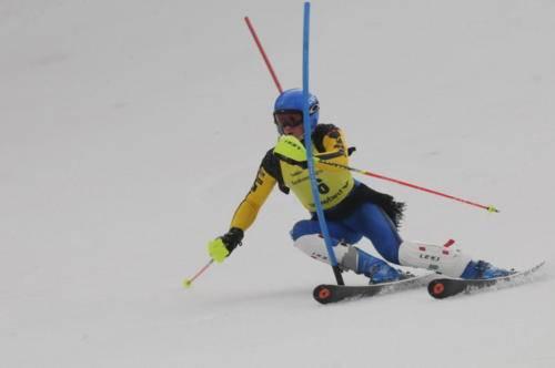 Macintyre Henderson, PC2016 Snow Cup SL