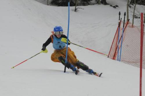 Madison Ostergren, SB2016 Snow Cup SL
