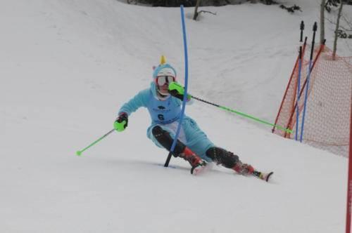 Sierra Cunningham-Ward, SB2016 Snow Cup