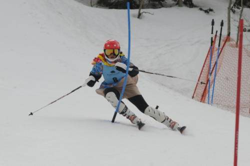 Claire Thomas, PC2016 Snow Cup SL