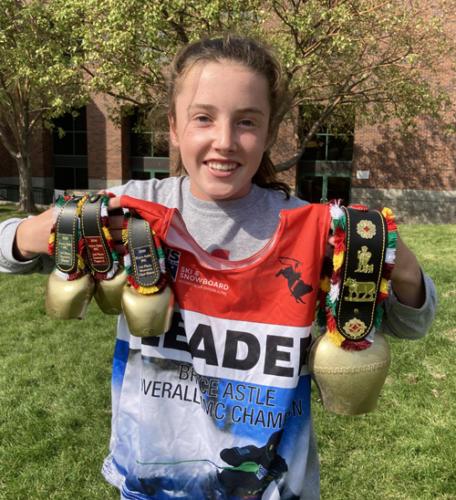 Elisabeth Bocock, 2019-20 Bryce Astle Women Overall
