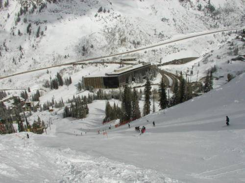Primrose Path GS at Snowbird